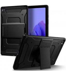 "Juodas dėklas Samsung Galaxy Tab A7 10.4 T500 / T505 planšetei ""Spigen Tough Armor Pro"""