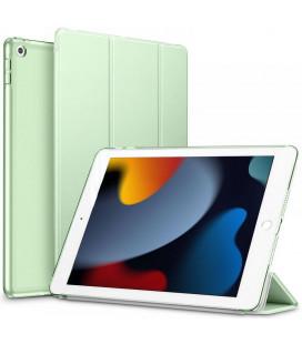 """Šviesiai žalias atverčiamas dėklas Apple iPad 10.2 20219 / 2020 / 2021 planšetei """"ESR Ascend Trifold"""""""