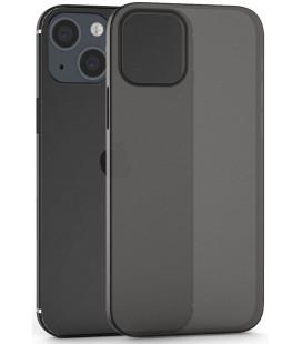 """Matinis juodas dėklas Apple iPhone 13 telefonui """"Tech-Protect Ultraslim 0.4mm"""""""