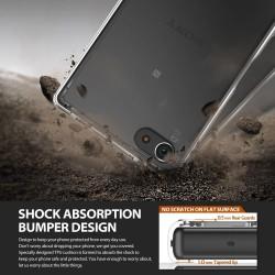 """Odinis juodas atverčiamas klasikinis dėklas LG K10 telefonui """"Vertical Special Case"""""""