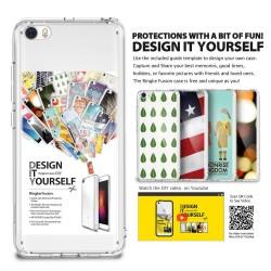 """Odinis juodas atverčiamas klasikinis dėklas Samsung Galaxy J5 telefonui """"Vertical Special Case"""""""