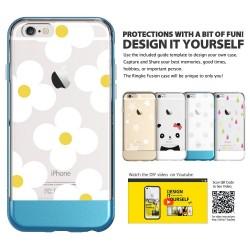 """Odinis juodas atverčiamas klasikinis dėklas Samsung Galaxy S6 Edge telefonui """"Vertical Special Case"""""""