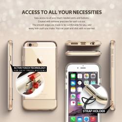"""Odinis juodas atverčiamas klasikinis dėklas Huawei P9 telefonui """"Vertical Special Case"""""""