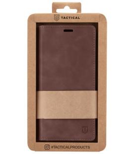 "Rudas atverčiamas dėklas Xiaomi Redmi 9A telefonui ""Tactical Xproof"""