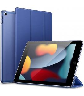 """Mėlynas atverčiamas dėklas Apple iPad 10.2 20219 / 2020 / 2021 planšetei """"ESR Ascend Trifold"""""""