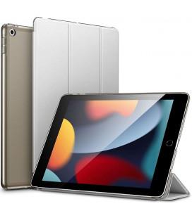 """Pilkas atverčiamas dėklas Apple iPad 10.2 20219 / 2020 / 2021 planšetei """"ESR Ascend Trifold"""""""