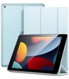 """Šviesiai mėlynas atverčiamas dėklas Apple iPad 10.2 20219 / 2020 / 2021 planšetei """"ESR Ascend Trifold"""""""