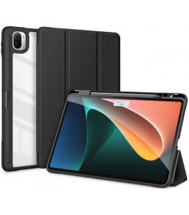 """Juodas atverčiamas dėklas Xiaomi Pad 5 / 5 Pro planšetei """"Dux Ducis Toby"""""""