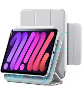 """Pilkas atverčiamas dėklas Apple iPad Mini 6 2021 planšetei """"ESR Rebound Magnetic"""""""