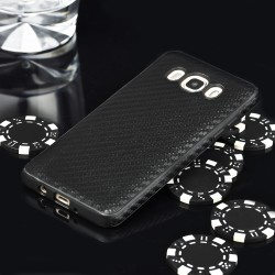 """Juodas dėklas Mercury Goospery """"Jelly Case"""" Samsung Galaxy J5 2016 telefonui"""