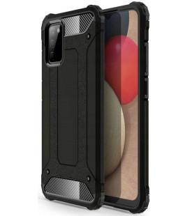 """Juodas dėklas Samsung Galaxy A03s telefonui """"Tech-Protect Xarmor"""""""