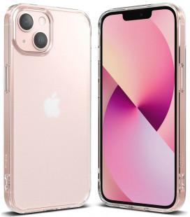 """Matinis skaidrus dėklas Apple iPhone 13 telefonui """"Ringke Fusion"""""""