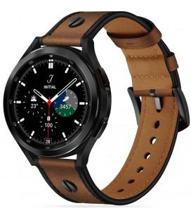 """Ruda apyrankė Samsung Galaxy Watch 4 40 / 42 / 44 / 46 mm laikrodžiui """"Tech-Protect Screwband"""""""