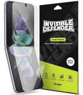 """Apsauginės ekrano plėvelės Samsung Galaxy Z Flip 3 telefonui """"Ringke ID 2-Pack"""""""