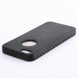 """Juodas atvečiamas dėklas Huawei P9 telefonui """"Telone Fancy"""""""
