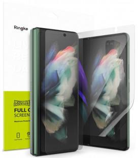 """Apsauginės ekrano plėvelės Samsung Galaxy Z Fold 3 telefonui """"Ringke ID Set"""""""