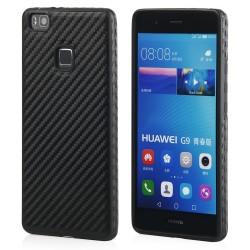 """Mėtos spalvos atvečiamas dėklas Huawei P9 Lite telefonui """"Telone Fancy"""""""