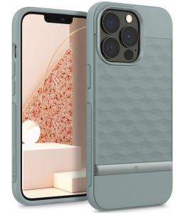 """Žalias dėklas Apple iPhone 13 Pro telefonui """"Caseology Parallax"""""""