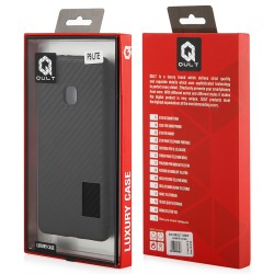 """Raudonas atvečiamas dėklas Huawei P9 Lite telefonui """"Telone Fancy"""""""