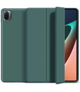 """Žalias atverčiamas dėklas Xiaomi Pad 5 / 5 Pro planšetei """"Tech-Protect Smartcase"""""""