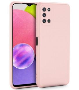 """Rožinis dėklas Samsung Galaxy A03s telefonui """"Tech-protect Icon"""""""