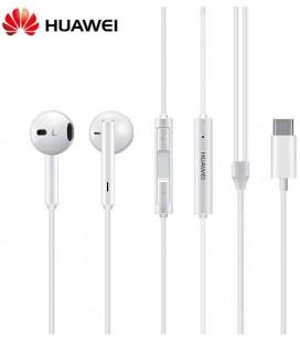 """Baltos originalios ausinės Type-C """"Huawei CM33"""""""