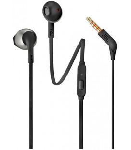 """Juodos ausinės 3.5mm """"JBL T205 In-Ear Headset"""""""