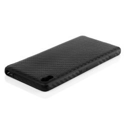"""Originalus juodas atverčiamas dėklas """"Flip Wallet"""" Samsung Galaxy S7 telefonui ef-wg930pbe"""