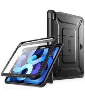 "Juodas dėklas Apple iPad Mini 6 planšetei ""Supcase Unicorn Beetle Pro"""