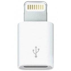 Originalus Apple adapteris (Lighting krovimo adapteris) MD820ZM