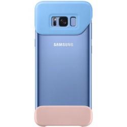 "Originalus mėlynas dėklas ""Protective Cover"" Samsung Galaxy S8 G950 telefonui ef-mg950cle"