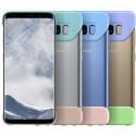 """Originalus mėtos spalvos dėklas """"Protective Cover"""" Samsung Galaxy S8 G950 telefonui ef-mg950cme"""