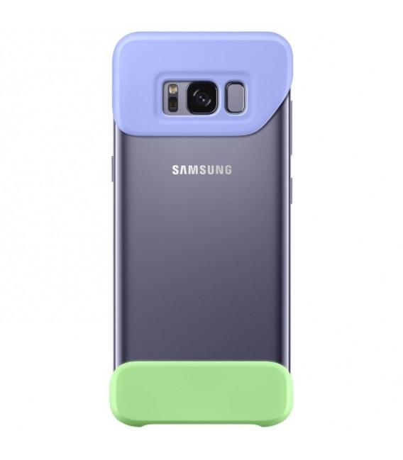 """Originalus violetinis dėklas """"Protective Cover"""" Samsung Galaxy S8 G950 telefonui ef-mg950cve"""