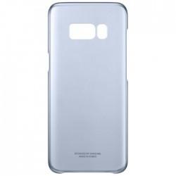 "Originalus mėlynas dėklas ""Clear Cover"" Samsung Galaxy S8+ G955 telefonui ef-qg955cle"