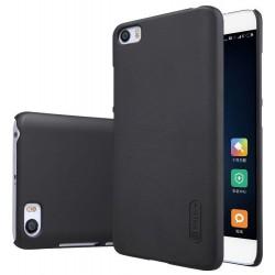 """Juodas plastikinis dėklas Xiaomi Mi5 telefonui """"Nillkin Frosted Shield"""""""