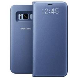"Originalus mėlynas dėklas ""LED View Cover"" Samsung Galaxy S8 telefonui ef-ng950ple"