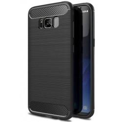 """Juodas dėklas Samsung Galaxy S8 telefonui """"Tech-Protect"""""""