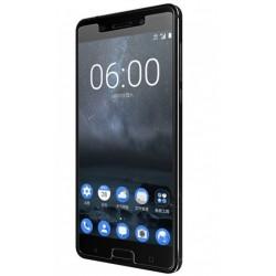 Apsauginis grūdintas stiklas Nokia 6 telefonui