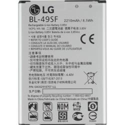 Originalus akumuliatorius 2300mAh Li-ion LG G4s telefonui BL-49SF