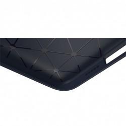 """Violetinis silikoninis dėklas Samsung Galaxy J1 2016 telefonui """"Jelly Metallic"""""""