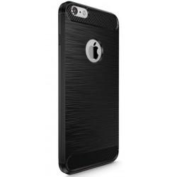"""Juodas dėklas Apple iPhone 6/6s telefonui """"Tech-Protect"""""""