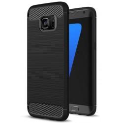 """Juodas dėklas Samsung Galaxy S7 Edge G935 telefonui """"Tech-Protect"""""""