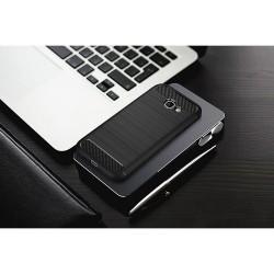 """Originalus atverčiamas juodas dėklas """"S View Cover"""" Samsung Galaxy S7 telefonui ef-cg930pwe"""