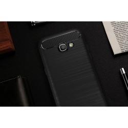 """Originalus atverčiamas juodas dėklas """"Clear View Cover"""" Samsung Galaxy S7 Edge telefonui ef-zg935cbe"""