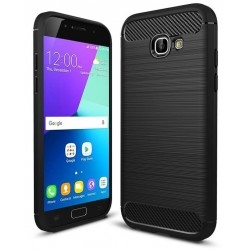 "Juodas dėklas Samsung Galaxy A5 2017 A520 telefonui ""Tech-Protect"""