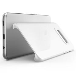 Lenktas juodas apsauginis grūdintas stiklas Huawei P9 telefonui