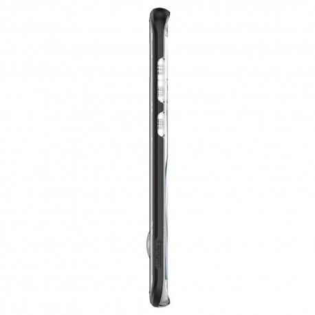 """Juodos spalvos odinis atverčiamas """"Nillkin Qin"""" Apple iPhone 7 / 8 dėklas"""