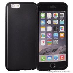 Lenktas juodos spalvos apsauginis Apple iPhone 7 / 8 grūdintas stiklas