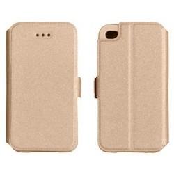 """Juodos spalvos odinis atverčiamas """"Vertical Special Case"""" klasikinis Apple iPhone 7 Plus / 8 Plus dėklas (5,5')"""