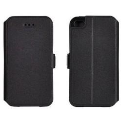 """Juodos spalvos odinis atverčiamas """"Book Special Case"""" klasikinis Apple iPhone 7 Plus / 8 Plus dėklas (5,5')"""